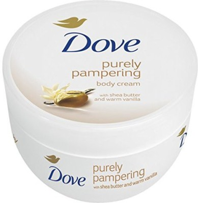 Dove Purely Pampering Body Cream with Shea Butter & Warm Vanilla ()