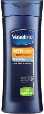 Vaseline MENbody 24-HOUR MOISTURE FAST ABSORBING