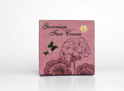 SOS Organics Geranium Face Cream
