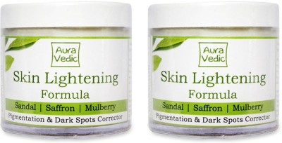 Auravedic Skin Lightening Formula (pack of 2)