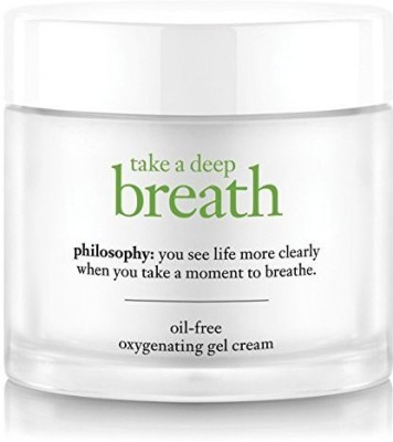 Philosophy Take A Deep Breath Oil-free Energizing Oxygen Gel Cream Moisturizer(56.68 g)