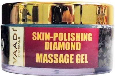 Vaadi Herbals Skin-polishing Diamond Massage Gel