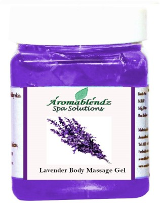 Aromablendz Lavender Body Gel