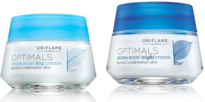 Oriflame Sweden Optimals White Oxygen Boost Day and Night Cream