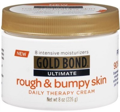 Gold Bond Ultimate Rough & Bumpy Skin Daily Therapy Cream (Pack of 3)