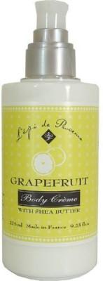 L,Epi de Provence Grapefruit Body Creme, Soothing Moisturizer- , 9.4