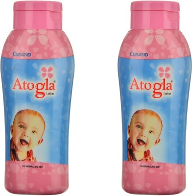 Curatio Atogla Lotion (400 ml) (Pack of 2)(200 ml)