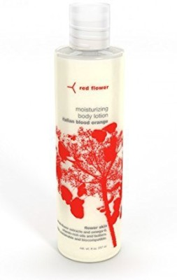 Red Flower Italian Blood Orange Moisturizing Body Lotion