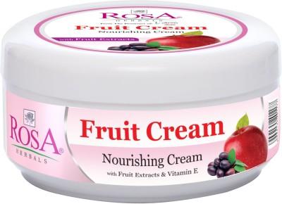 Rosa Herbals Fruit Cream ( Set of 2 pcs )