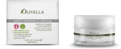 Olivella Anti-Wrinkle Cream, Olive