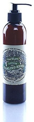 The Fay Farm Organic Healing Hemp Lotion