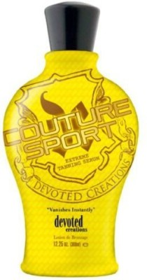 Devoted Creations couture sport tanning lotion extreme tanning serum