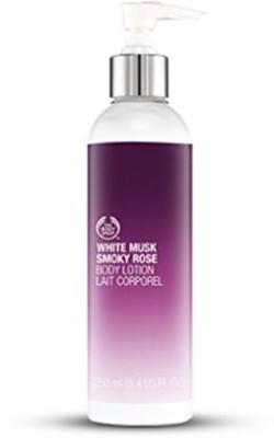 The Body Shop White Musk Smoky Rose Body Lotion