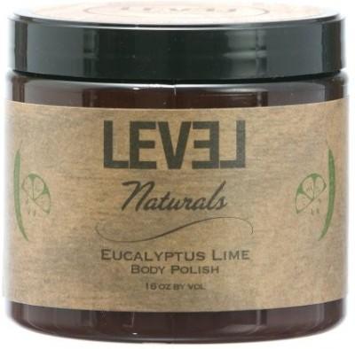 Level Naturals Naturals - Body Polish Eucalyptus Lime - 16 oz.