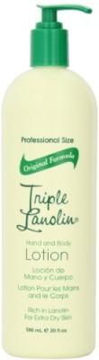 Triple Lanolin Vienna Hand & Body Lotion fl.