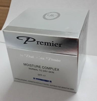 Dead Sea Premier Premier Dead Sea Moisture Complex for Normal To Dry Skin, -Fluid