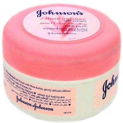 Johnsons 24hrs Moisturizing Cream