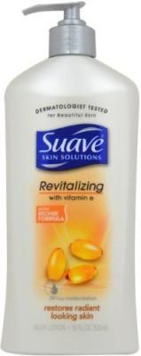 Suave Skin Solutions Lotion Pump, Revitalizing Vitamin E
