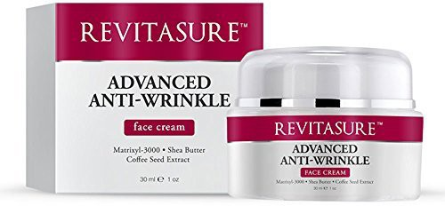 ReVitaSure Advanced Anti Wrinkle Cream With Matrixyl 3000, Shea Butter, Coffee Seed Extract(30 ml)