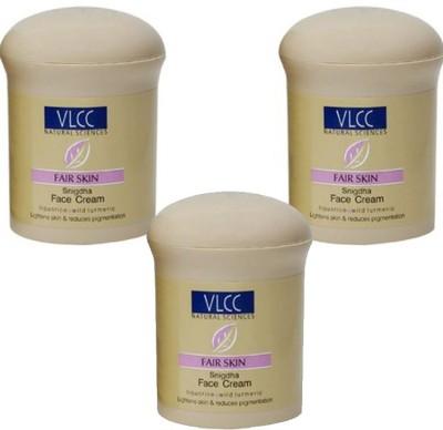VLCC Fair Skin Snigdha Face Cream Pack Of 3