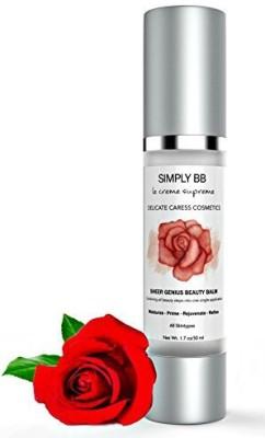 Delicate Caress Cosmetics simply bb cream 1