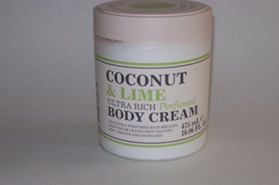The Aroma Company Coconut & Lime Body Cream