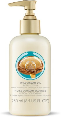 The Body Shop Wild Argan Oil Body Lotion
