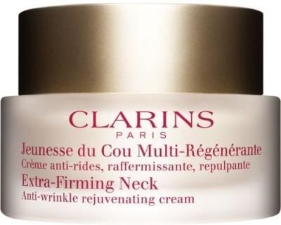 Clarins Extra-Firming Neck Anti-Wrinkle Rejuvenating Cream