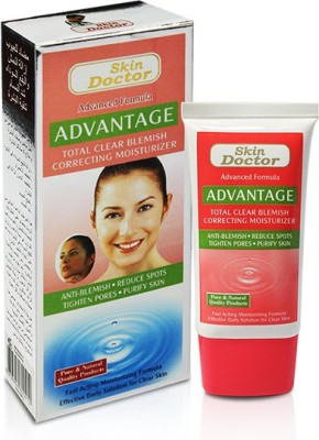 Skin Doctor Advantage Formula Clean & Clear Cream