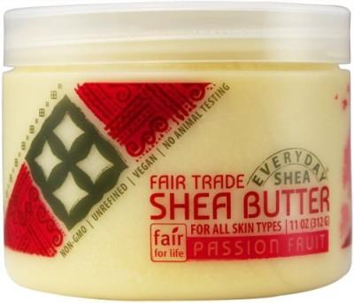 Alaffia EveryDay Shea - Pure Fair Trade Shea Butter, Passionfruit