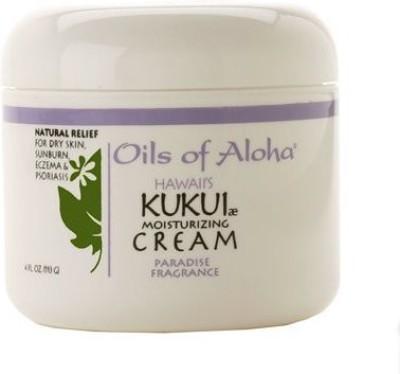 Paradise Frgerance Hawaiian Kukui Moisturizing Cream w/Paradise FragranceOils of Aloha