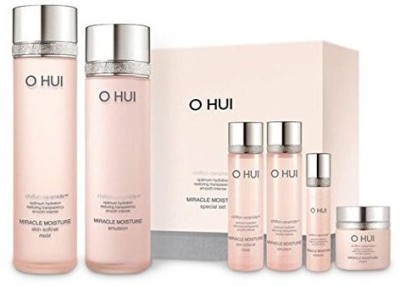 Ohui Miracle Moisture 2-piece Special Gift Set 2015 New Version
