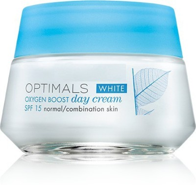 Optimals White Oxygen Boost Day Cream Spf 15
