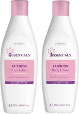 Oriflame Sweden Essentials Fairness Body Lotion