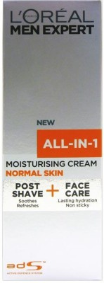LOreal Paris Men Expert All in 1 Moisturising Cream Normal Skin