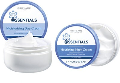 Oriflame Essential Moisturising Day / Night Cream