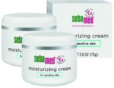Sebamed Moistening Cream Sensitive Skin, , Set of 2
