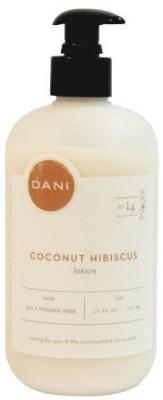 DANI Naturals DANI All Natural Lotion, Coconut Hibiscus