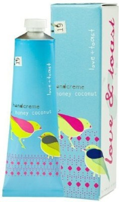 Love & Toast Honey Coconut Handcreme /35 g