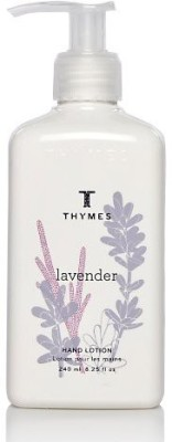Thymes Hand Lotion, Lavender, - Pump Bottle