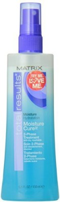 Matrix Total Results Moisture Cure 2 Phase Treatment