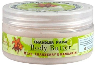 Chandler Farm Hand Cream / Body Butter - Mia's Cranberry & Mandarin