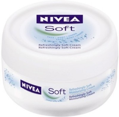 Nivea Soft Light Moisturising Cream