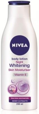 Nivea Night Whitening Skin Moisturiser