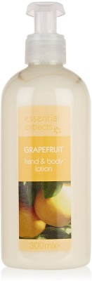 Essential Extracts M&S Grapefruit Hand & Body Lotion