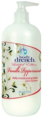 Body Drench Moisturizing Lotion Limited Edition (Cinnamon Apple)