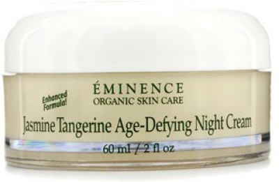 Eminence Organic Skin Care Eminence Night Care Jasmine Tangerine Age-Defying Night Cream (Normal To Dry Skin) 46 For Women