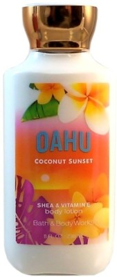 Bath & Body Works Oahu Coconut Sunset Body Lotion