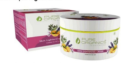 Pure Organics Skin Lightening Cream