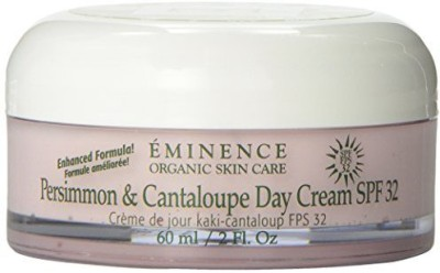 Eminence Organic Skin Care eminence persimmon and cantaloupe day cream, 2 ounce